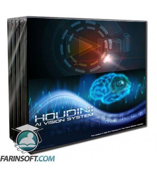 آموزش CmiVFX Houdini AI Vision System