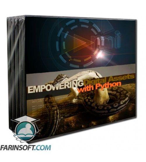 آموزش CmiVFX Houdini Empowering Digital Assets with Python