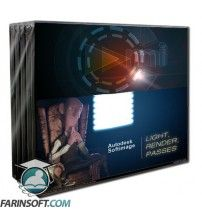 آموزش CmiVFX Softimage Lights, Rendering and Passes