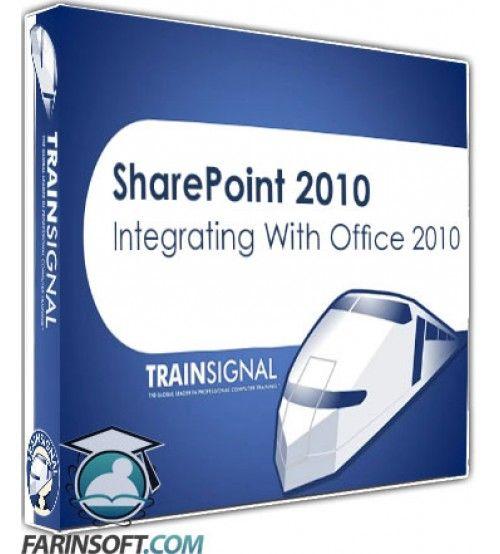 آموزش  SharePoint 2010 Integrating With Office 2010