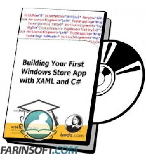 آموزش Lynda Building Your First Windows Store App with XAML and C#