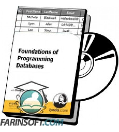 آموزش Lynda Foundations of Programming Databases