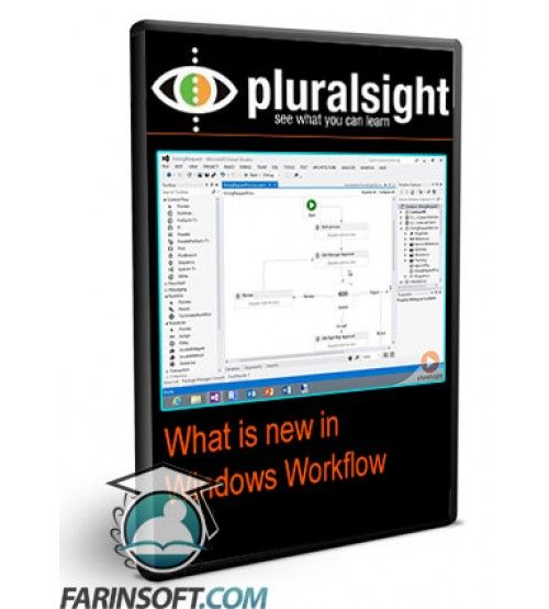آموزش PluralSight What is new in Windows Workflow