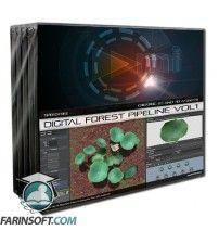 آموزش CmiVFX Creating Digital Forest Assets Volume 1