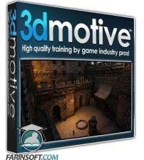 آموزش 3D Motive 2D Game Character Animation
