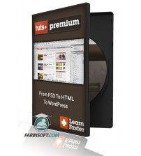 آموزش Tuts+ From PSD To HTML To WordPress