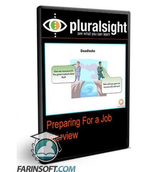 آموزش PluralSight Preparing For a Job Interview