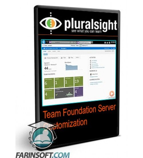 آموزش PluralSight Team Foundation Server Customization