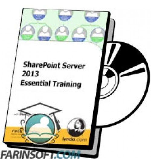 آموزش Lynda SharePoint Server 2013 Essential Training