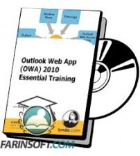 آموزش Lynda Outlook Web App (OWA) 2010 Essential Training