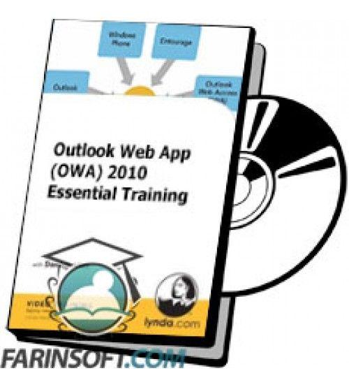 آموزش Lynda Outlook Web App (OWA) 2010 Essential Training