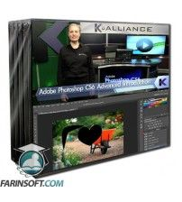 آموزش  Adobe Photoshop CS6 Advanced