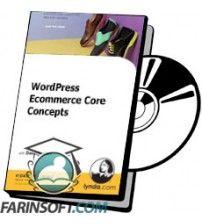 آموزش Lynda WordPress Ecommerce Core Concepts