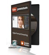 آموزش Tuts+ Digital Portrait Drawing
