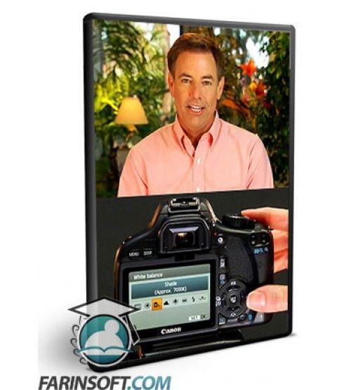 دانلود آموزش Introduction to the Canon Rebel T2i 550D