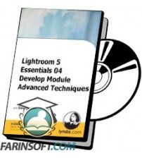 دانلود آموزش Lynda Lightroom 5 Essentials 04 Develop Module Advanced Techniques