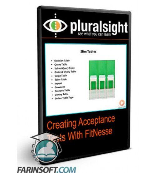 آموزش PluralSight Creating Acceptance Tests With FitNesse