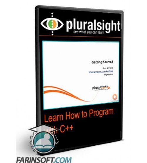 آموزش PluralSight Learn How to Program with C++