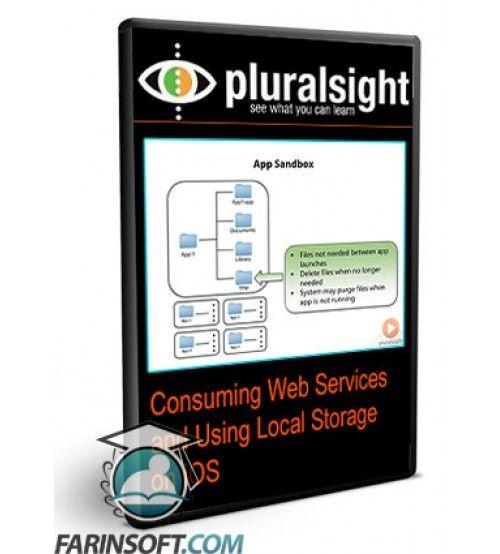 آموزش PluralSight Consuming Web Services and Using Local Storage on iOS