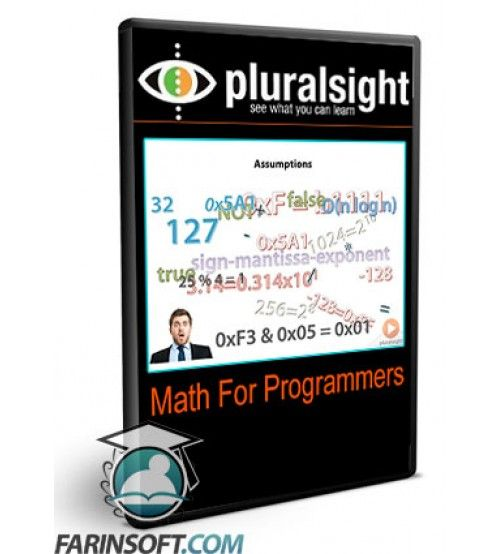 آموزش PluralSight Math For Programmers