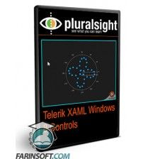 آموزش PluralSight Telerik XAML Windows 8 Controls