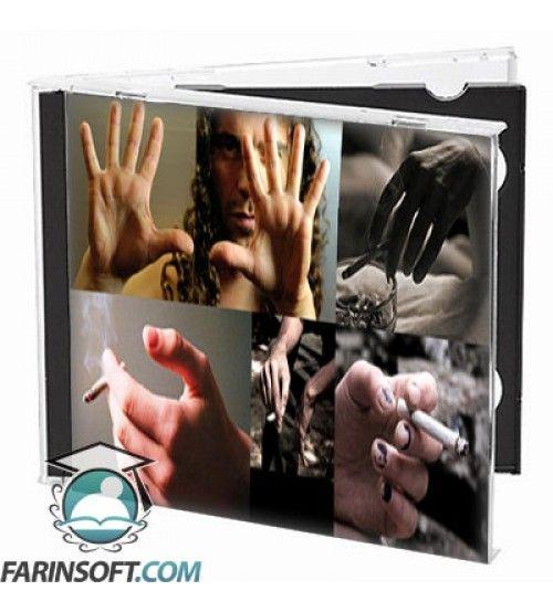 آموزش CG Cookie Art of Sculpting Human Hand