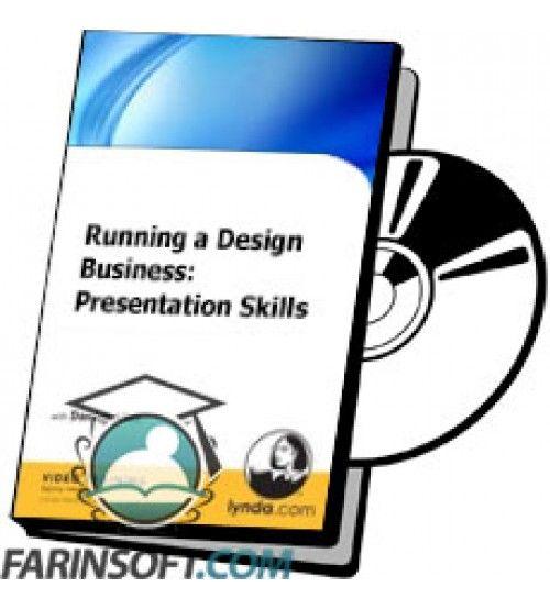 آموزش Lynda Running a Design Business: Presentation Skills