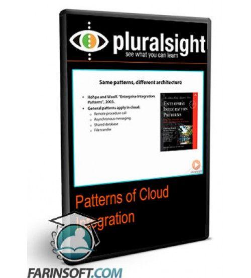 آموزش PluralSight Patterns of Cloud Integration