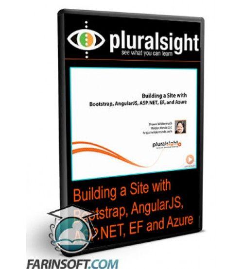آموزش PluralSight Building a Site with Bootstrap, AngularJS, ASP.NET, EF and Azure
