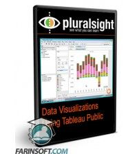 آموزش PluralSight Data Visualizations Using Tableau Public