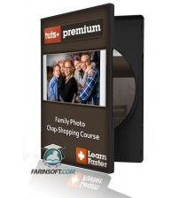 آموزش Tuts+ Family Photo Chop-Shopping Course