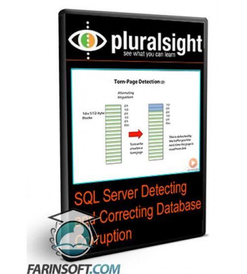آموزش PluralSight SQL Server Detecting and Correcting Database Corruption