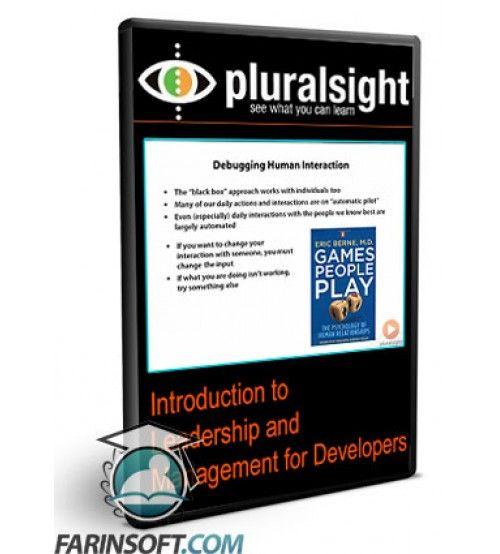 آموزش PluralSight Introduction to Leadership and Management for Developers