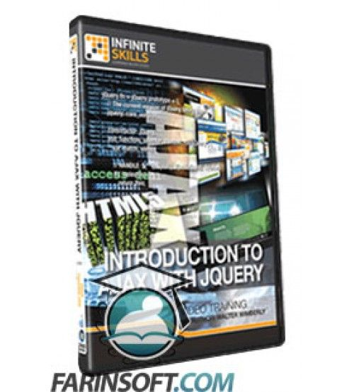 آموزش InfiniteSkills Introduction To AJAX With jQuery Training Video