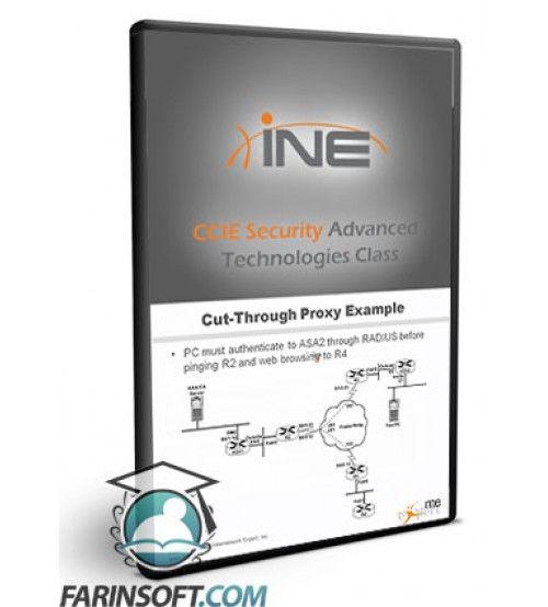 آموزش INE CCIE Security Advanced Technologies Class