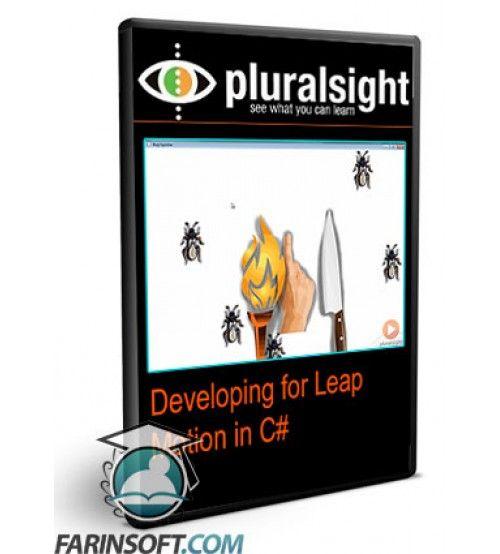 آموزش PluralSight Developing for Leap Motion in C#