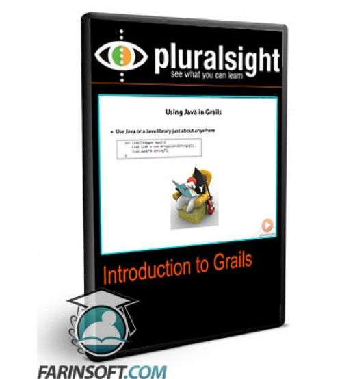 آموزش PluralSight Introduction to Grails