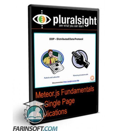 آموزش PluralSight Meteor.js Fundamentals for Single Page Applications