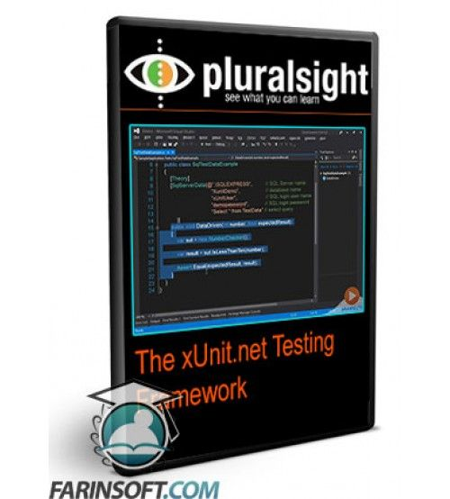 آموزش PluralSight The xUnit.net Testing Framework