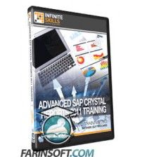 آموزش InfiniteSkills Advanced Crystal Reports 2011 Training