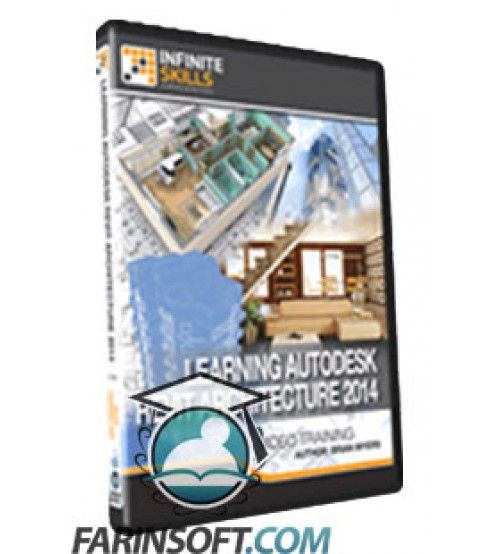 آموزش Learning Autodesk Revit Architecture 2014