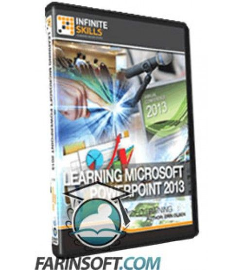 آموزش Learning Microsoft PowerPoint 2013