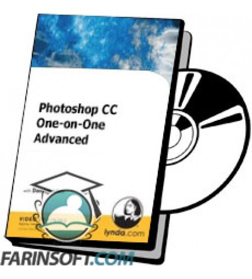 آموزش Lynda Photoshop CC One-on-One Advanced