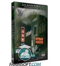 آموزش  Live Action & CG 5 - 3D Set Extensions in Nuke