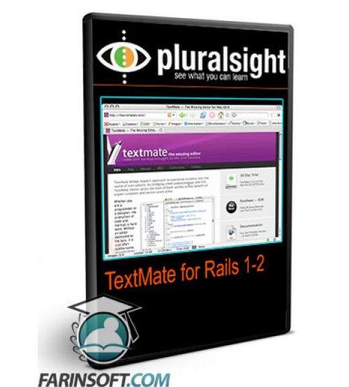 آموزش PluralSight TextMate for Rails 1-2