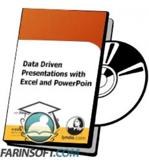 آموزش Lynda Data Driven Presentations with Excel and PowerPoint