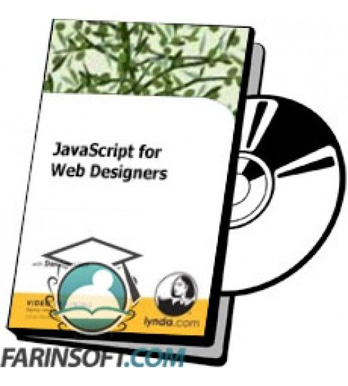 آموزش Lynda JavaScript for Web Designers