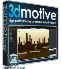 دانلود آموزش 3D Motive Side Scrolling Platformer in Game Maker Studio Vol 1-5
