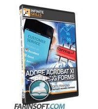 آموزش Adobe Acrobat XI-Creating Forms