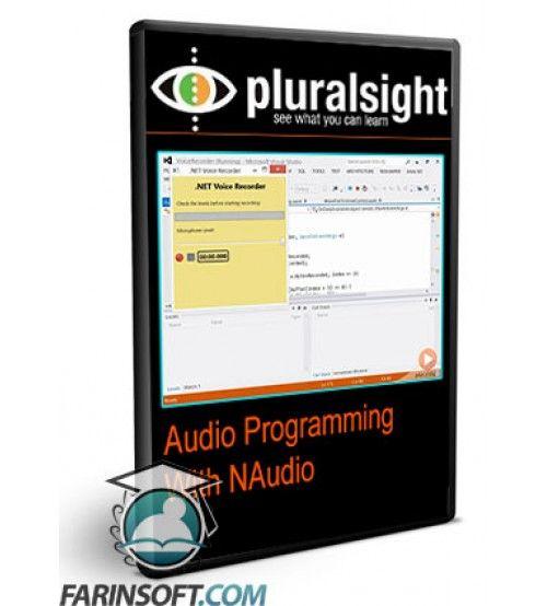 آموزش PluralSight Audio Programming With Naudio